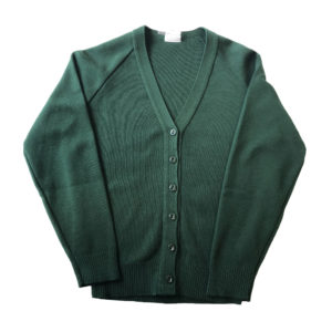 Arden Cardigan (Bottle Green)