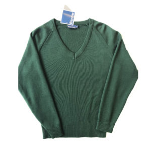 Arden Pullover (Bottle Green) Shop