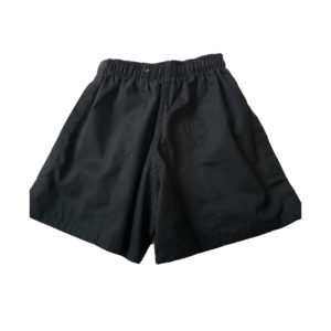 Arden Rugby Short Black (David Luke) Shop