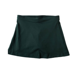 Arden Skirt Bottle Green (David Luke) Shop