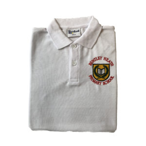 Bentley Heath Nursery Polo White Shop