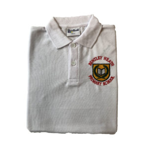 Bentley Heath Polo Shirt - White Shop