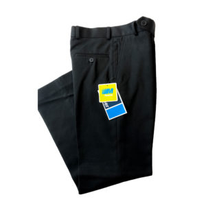 Boys Regular-fit Trouser (Banner) Long - Black Shop