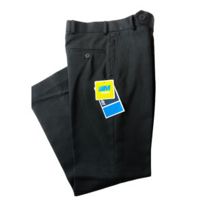 Boys Regular-fit Trouser (Banner) Reg - Black Shop