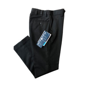 Boys Slim-fit Trouser (Banner) Long - Black Shop