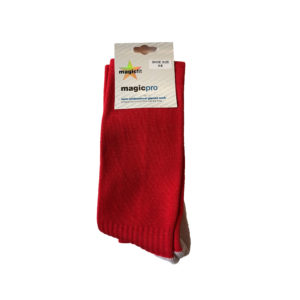 Dorridge Games Socks - Red Shop
