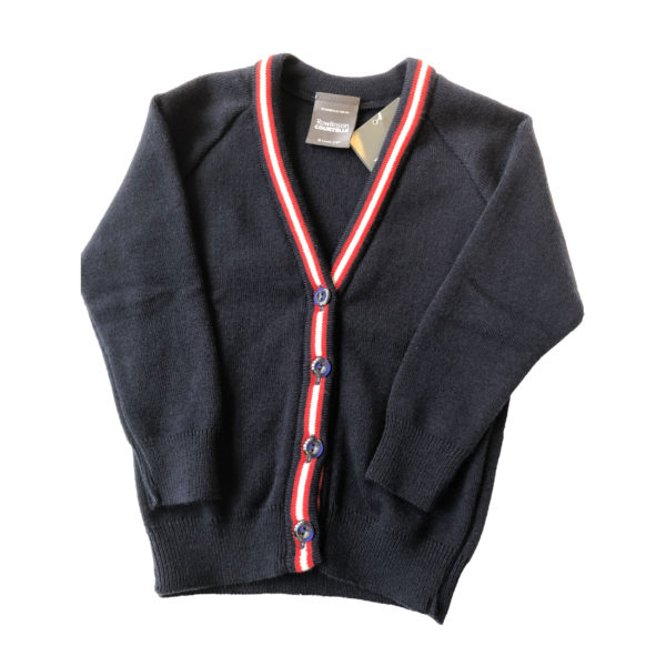 Dorridge Striped Cardigan Shop