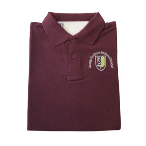 George Fentham Nursery Polo Shirt - Maroon Shop