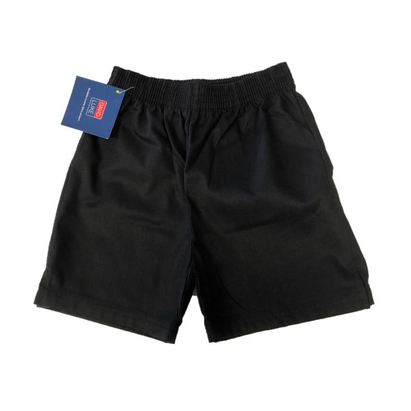 George Fentham P.E. Shorts (David Luke)- Black Shop