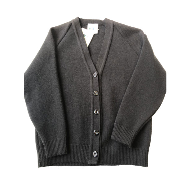 Heart of England Cardigan (Black) Shop