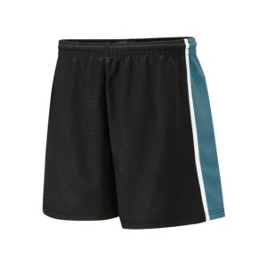 Heart of England Sport's Shorts (Falcon) - Black / Teal Shop