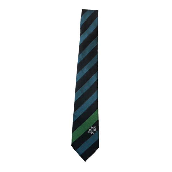 Heart of England Tie - Green (Pioneer) Shop