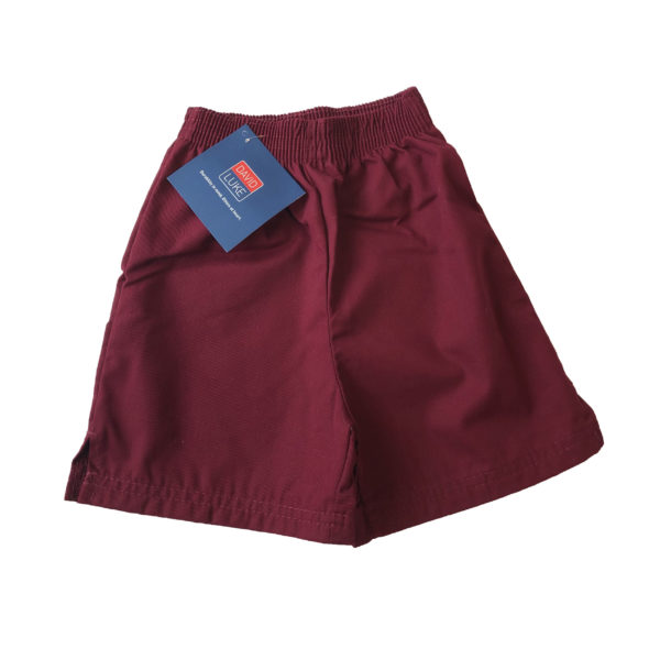 Knowle P.E.Shorts - Maroon Shop