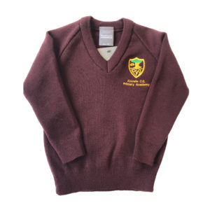 Knowle Pullover - Maroon