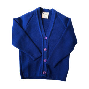 St George & St Teresa Cardigan - Royal Shop